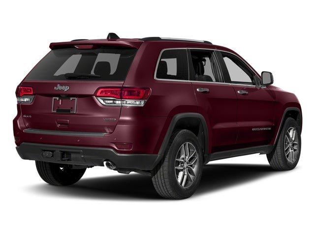 2018 jeep grand cherokee limited 4x4 in fort smith ar little rock jeep grand cherokee. Black Bedroom Furniture Sets. Home Design Ideas