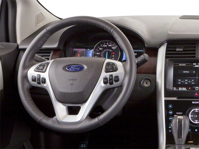 Ford Edge Limited In Fort Smith Ar Breeden Chrysler Dodge Jeep Ram